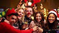Weihnachtsfeier-Einladung gestalten – lustige Vorlagen und Texte