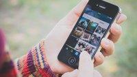 Instagram Login: Anmelden mit oder ohne Facebook