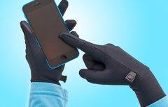 Touchscreen-Handschuhe selber...