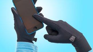 Touchscreen-Handschuhe selber machen - schnell, einfach und günstig