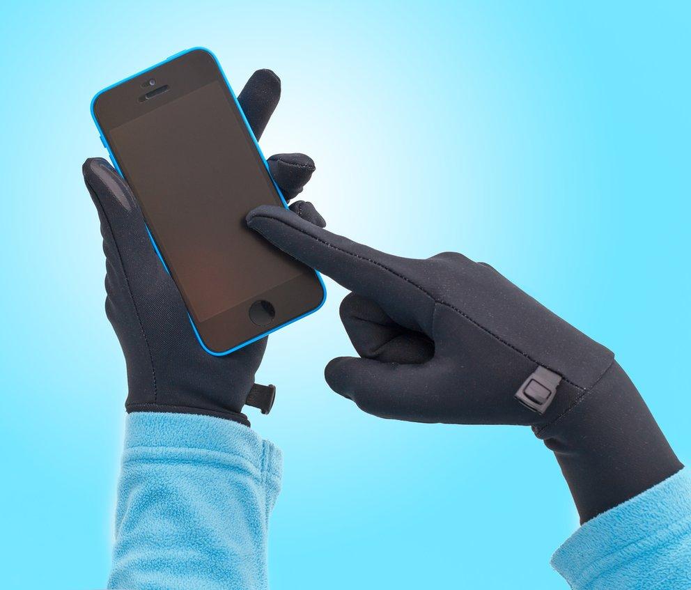 touchscreen handschuhe selber machen schnell einfach. Black Bedroom Furniture Sets. Home Design Ideas