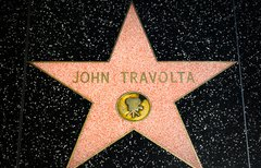 Verwirrter John Travolta im...