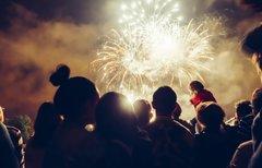 Ein Feuerwerk fotografieren:...