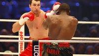 Wladimir Klitschko vs. Tyson Fury im Live-Stream und TV: Boxen live bei RTL