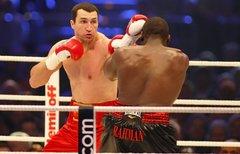 Wladimir Klitschko vs. Tyson...