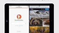 """iPad-Multitasking: App erlaubt zwei Safari-""""Fenster"""" nebeneinander"""