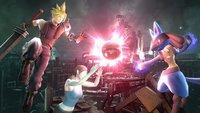 Super Smash Bros.: Cloud Strife zeigt sich auf Screenshots!