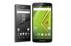 Motorola Moto X Play und Sony...