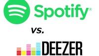 Spotify oder Deezer - Musik-Streaming-Services im Vergleich