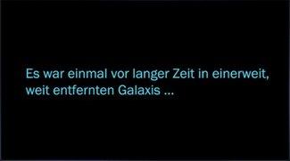 """""""Es war einmal vor langer Zeit in einer weit, weit entfernten Galaxis"""": Star Wars bei Google"""