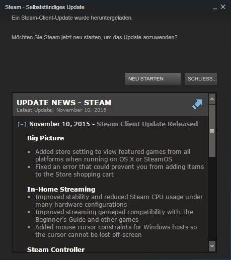 Steam_api dll fehlt – Ursache und Lösung des Steam-Fehlers