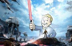 Fallout 4 X Star Wars...