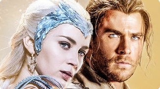 The Huntsman &amp&#x3B; The Ice Queen - Trailer-Check