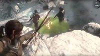 Rise of the Tomb Raider: Spezialpfeile und ihr Nutzen im Spiel