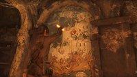 Rise of the Tomb Raider: Wandgemälde und ihre Fundorte im Guide