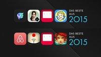 Die besten Apps 2015 für iPhone & iPad