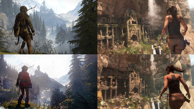 Rise of the Tomb Raider: Darum ist die Xbox 360 Version eine Perle