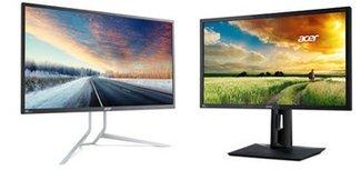 Acer CB1 und BX0 Monitorserien für professionelle Anwender vorgestellt
