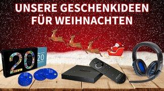 Geschenkideen für Weihnachten: Empfehlungen aus der GIGA-Redaktion