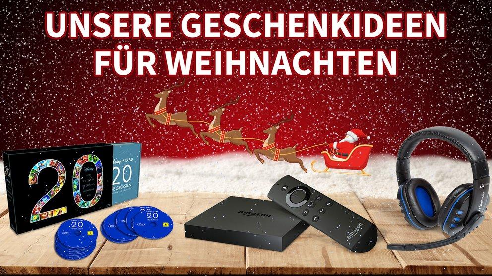 Geschenkideen für Weihnachten: Empfehlungen aus der GIGA-Redaktion ...