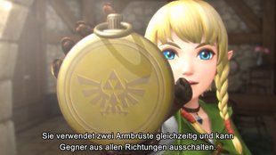 The Legend of Zelda: Wird Linkle bald zum festen Charakter?