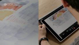 Apple Pencil: Funktionen des Stifts