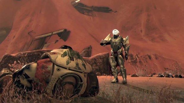 Destiny: Nachfolger ist für 2017 geplant