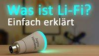 Was ist Li-Fi? Einfach erklärt