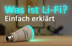 Was ist Li-Fi? Einfach...
