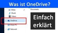 Was ist OneDrive? (Windows, Cloud-Dienst)