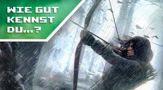 Wie gut kennst du Tomb Raider? (Quiz)