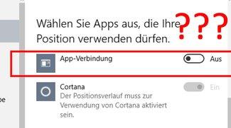 Windows 10: Was ist App-Verbindung? Deinstallieren? Einfach erklärt