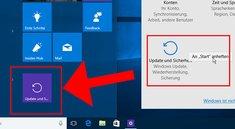 Windows 10: Einstellungen an Startmenü anheften – Anleitung