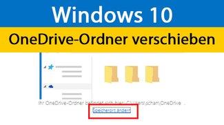Windows 10: OneDrive-Ordner verschieben – So geht's