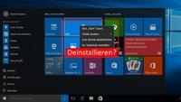 Windows 10: Vorinstallierte Apps deinstallieren (mit CCleaner & PowerShell)
