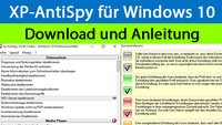 XP AntiSpy für windows 10