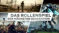 Das Jahr der RPGs: Was Fallout 4 und Witcher 3 von Xenoblade Chronicles X lernen können
