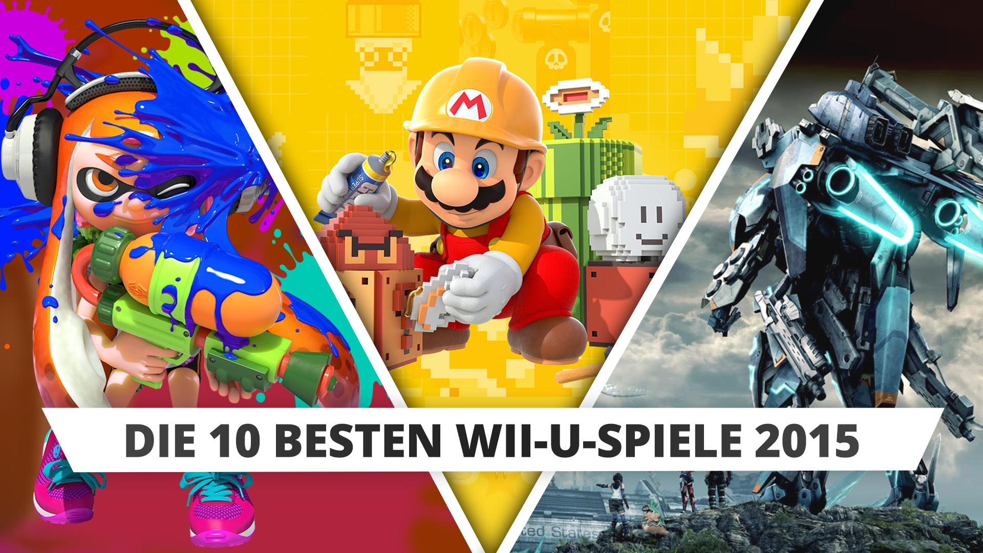 Wii U Spiele 2015 Die 10 Besten Titel In Der übersicht Giga