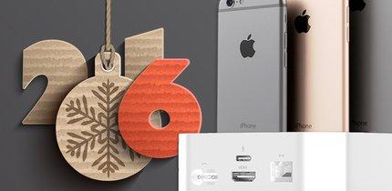 Apple Neuheiten 2016: iPhone 7, Apple Watch 2, iOS 10, Thunderbolt 3 und mehr in der Vorschau
