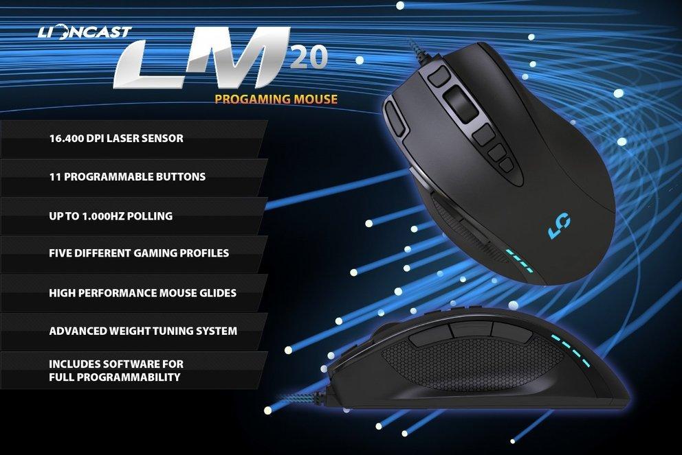 lioncast-lm20-gaming-maus