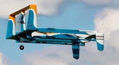 Amazon-Drohne: Direktlieferung - Neue Infos, Videos und Bilder