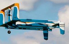 Amazon-Drohne: Direktlieferung...