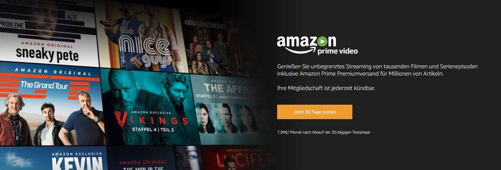 Amazon Prime Video Streaming