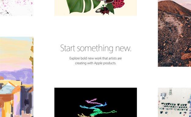 Fang etwas Neues an: Apple reaktiviert Kampagne in Asien und Australien
