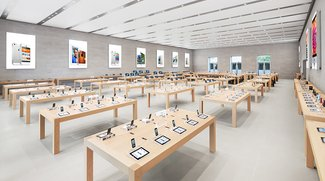 Abholung im Apple Store ab sofort auch in Deutschland verfügbar