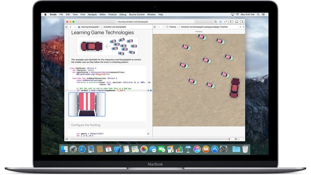 Apples Programmiersprache Swift ist Open Source