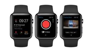 Aktualisierte GoPro-App bietet Kamera-Vorschau auf der Apple Watch