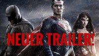 Batman v Superman Dawn of Justice: Neuer Trailer überrascht mit Bösewicht Doomsday!