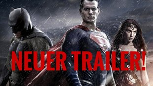 Batman v Superman Dawn of Justice: Neuer Trailer überrascht mit Bösewicht Doomsday!