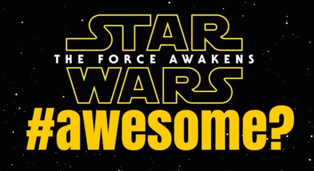 Star Wars - Das Erwachen der Macht: Die ersten Reaktionen sind da!